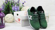 Популярные модели зеленых кроссовок, оттенки и правила сочетания