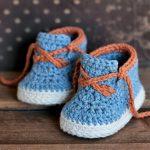 Ботинки со шнурками