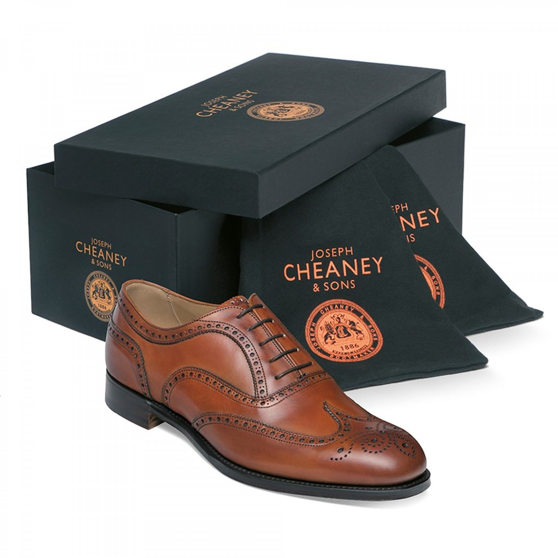 Броги Cheaney