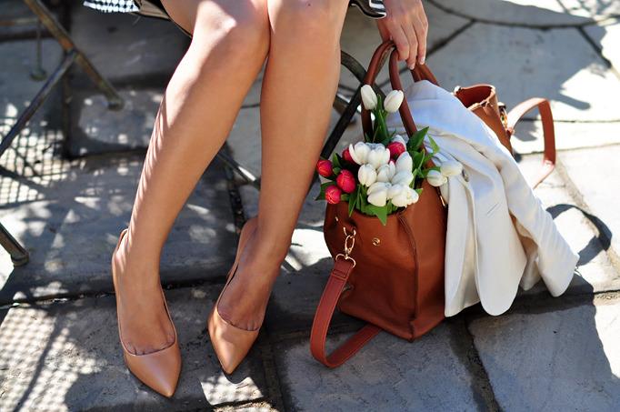 Элегантно смотрятся на ноге