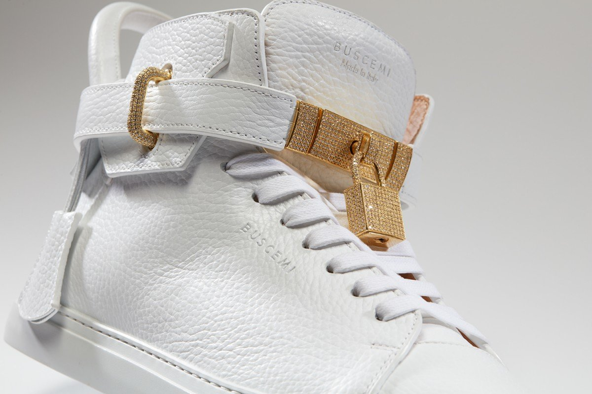 Кроссовки Buscemi 100 MM Diamond