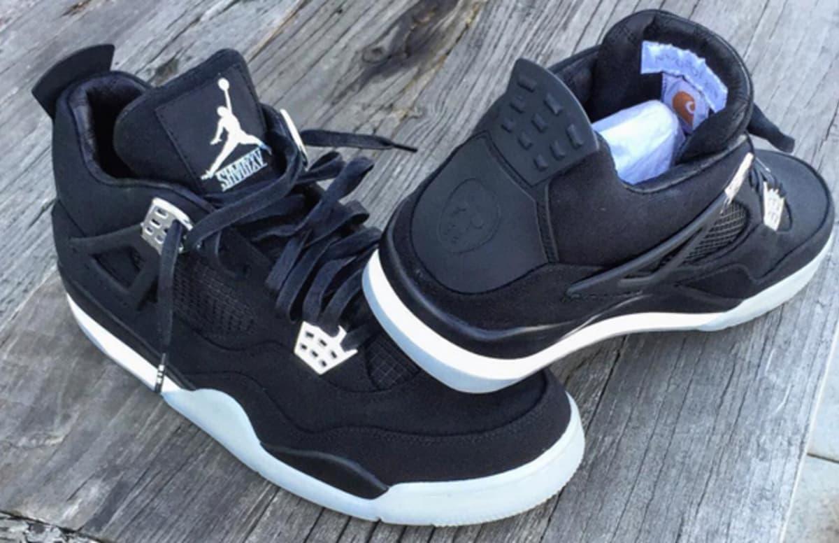 Кроссовки Eminem Air Jordan IV