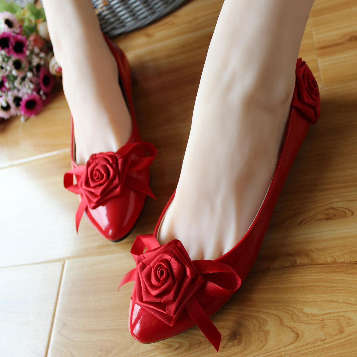 самые шикарные туфли без каблука фото
