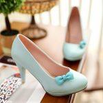 Нежные туфли-лодочки