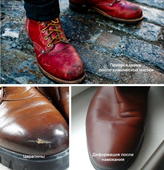 Порядок проведения экспертизы обуви ненадлежащего качества