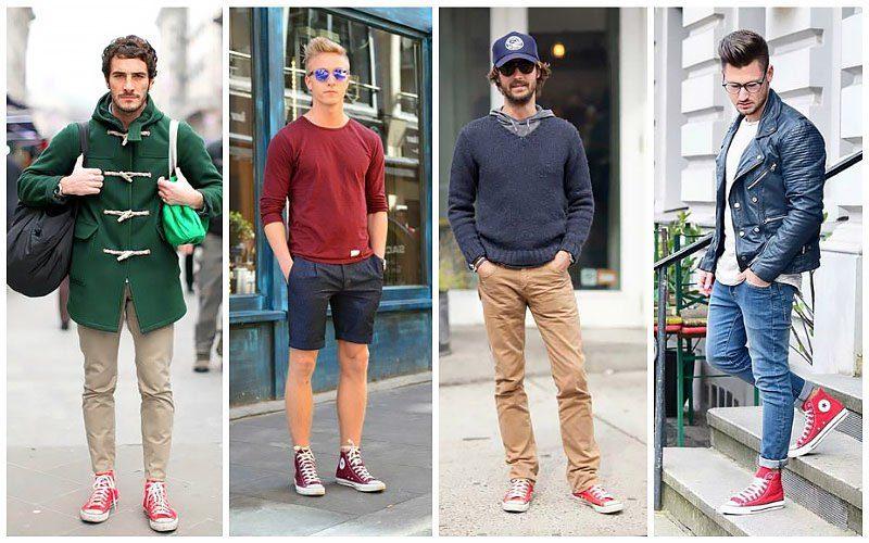 севастополе с чем носить высокие кеды мужчинам фото необходимый