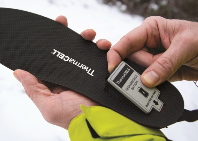Стелька Thermacell