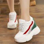 Цветная обувь