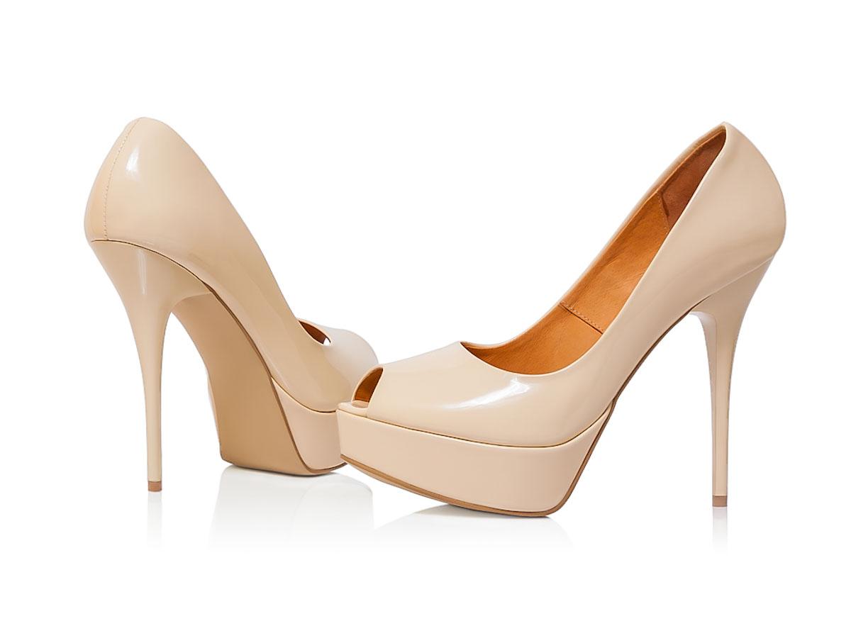 Туфли айвори