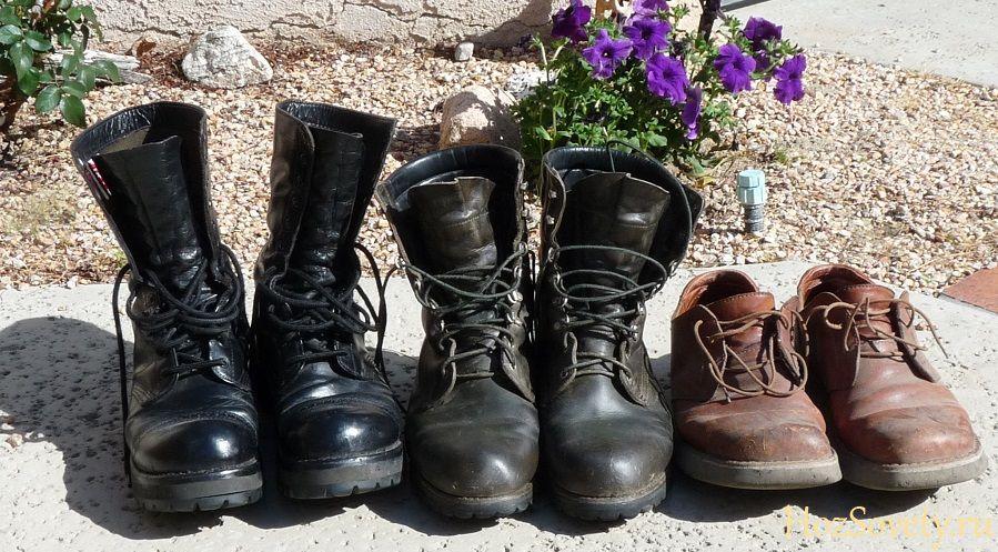 Как в домашних условиях восстановить лопнувшую подошву обуви
