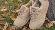 Модные разновидности бежевых кроссовок для женщин, мужчин и детей