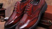 Особенности выбора мужских коричневых туфель, варианты оттенков