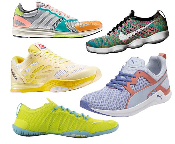 В чем разница: кроссовки для зала и кроссовки для улицы