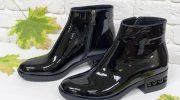 Особенности лакированных ботинок, разнообразие моделей и цветов