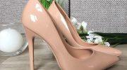 Весенние туфли на каблуке, интересные модели и расцветки