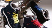 Многообразие зимних кроссовок для взрослых и детей, их особенности