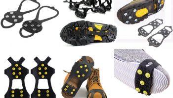 Изготовление ледоходов для обуви своими руками из подручных средств