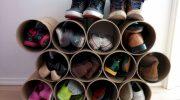 Простые модели обувницы, пошаговое изготовление своими руками