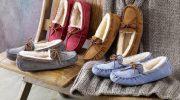 Оригинальные мокасины на меху – модная новинка мира обуви