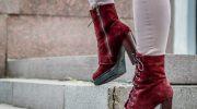 Отличительные особенности ботинок на каблуке и причины их популярности