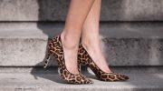 Эффектные образы с леопардовыми туфлями, правила сочетания обуви