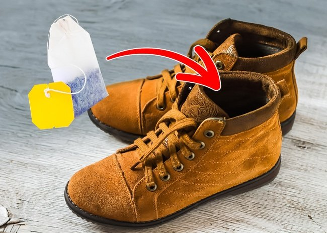 Как избавиться от запаха в обуви: ТОП-20 средств