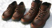 Размерная сетка обуви Экко, правила измерения стопы взрослых и детей