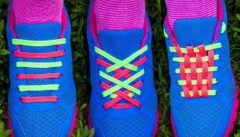 Практичные и стильные схемы завязывания шнурков, базовые правила