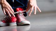 Простые способы быстрого и крепкого завязывания шнурков