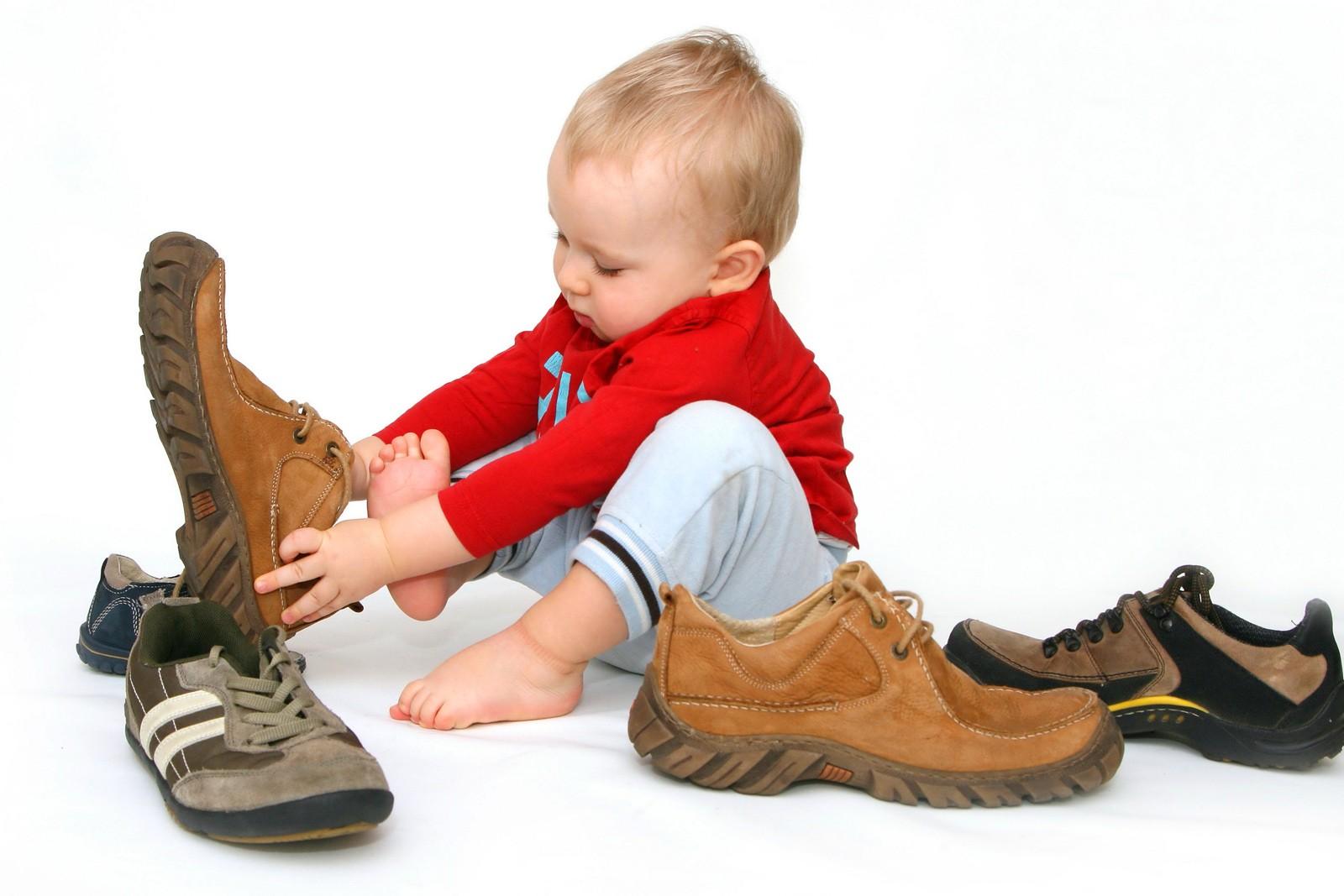 Как узнать размер обуви ребенка по сантиметрам