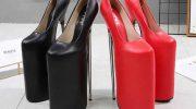 Топ-5 самых высоких каблуков в мире, лучшие дизайнеры эпатажной обуви