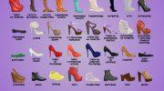 Модные тенденции мира обуви, модели для разных сезонов и случаев