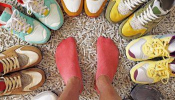 Требования к повседневным кроссовкам, лучшие модели и бренды