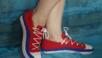 Причины популярности тапочек как кеды, разновидности обуви