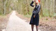 Правила сочетания ботильонов с юбками, удачные решения и частые ошибки