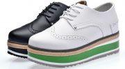 Разнообразие обуви на платформе, рекомендации по выбору и сочетанию