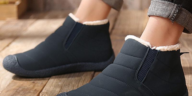 Рейтинг эффективных видов утеплителей для зимней обуви