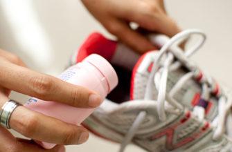 Рейтинг неэффективных методов борьбы с запахом в обуви