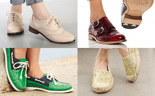 Рейтинг самых популярных видов обуви